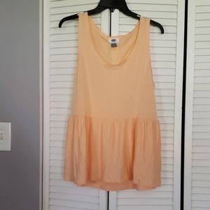 Old Navy fit and flare tanktop